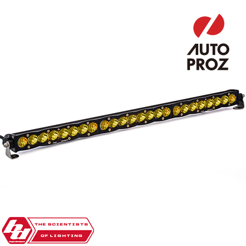 [BajaDesigns 正規品] S8シリーズ 30インチ LED ライトバー ドライビングコンボ アンバー