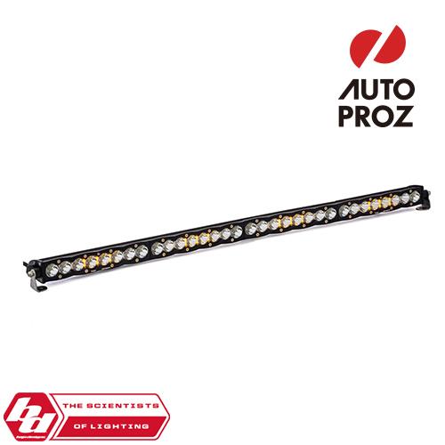 [BajaDesigns 正規品] S8シリーズ 40インチ LED ライトバー スポット ホワイト