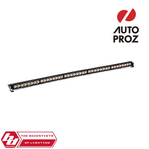 [BajaDesigns 正規品] S8シリーズ 50インチ LED ライトバー ワイドドライビング ホワイト