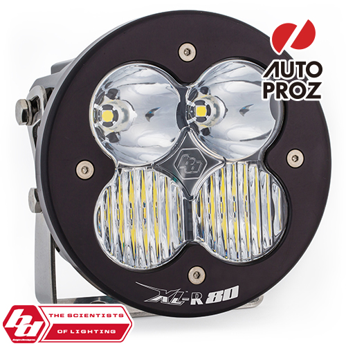 [BajaDesigns 正規品] XL-R 80シリーズ LED ドライビングコンボライト