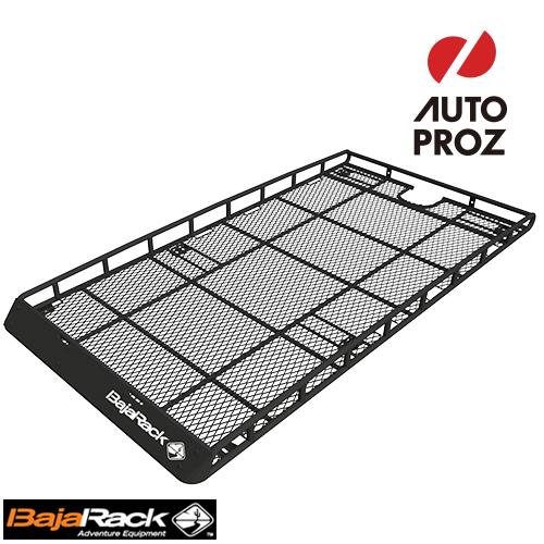[BajaRack 正規品] トヨタ 4ランナー 2010-2016年 スタンダードバスケットラック ロング ルーフラック/ルーフバスケット メッシュ・サンルーフカットなし
