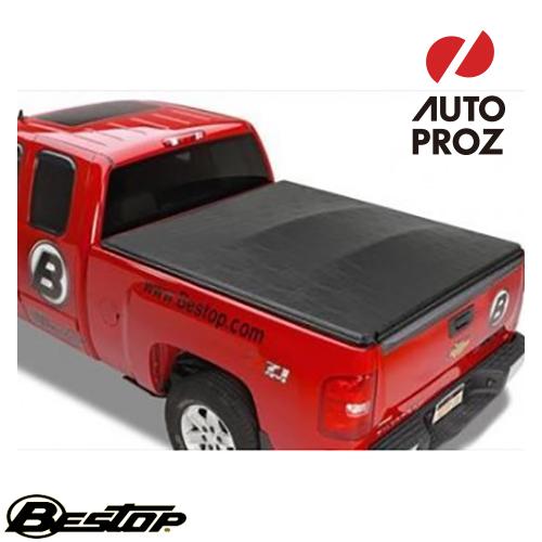 【US直輸入正規品】BESTOP (べストップ)ZipRail Tonneau トノカバーFord フォード F-150/2501997-2004年※6.5フィート用※ブラック