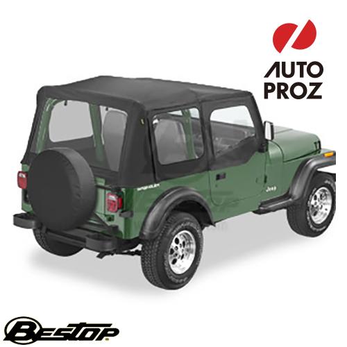 【US直輸入正規品】BESTOP (べストップ)Replace-A-Top(リプレイスアトップ)Jeep Wrangler(ジープ ラングラー)1988-1995年(ドアスキン付)※ブラック, センチュリーダイレクト:79995679 --- sunward.msk.ru