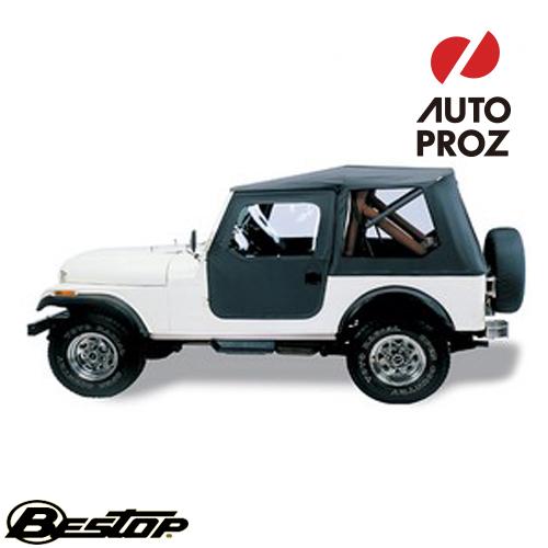 【US直輸入正規品】BESTOP (べストップ)Tigertop (タイガートップ)Jeep(ジープ)CJ-71976-1986年