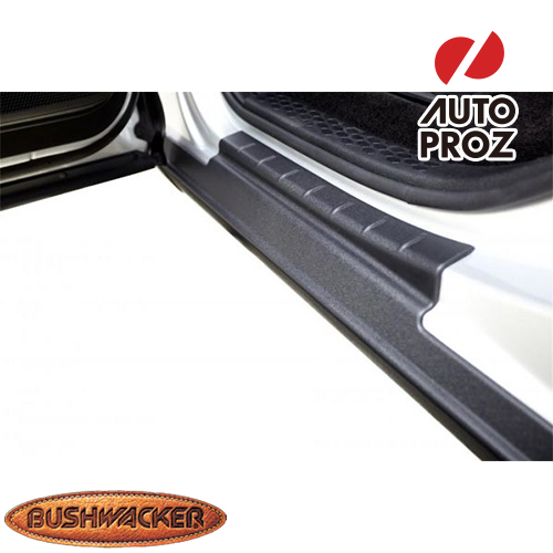[Bushwacker 正規品] フォード F-150 クルーキャブ 2009-2014年 Trail Armor トレイルアーマー ドアシル付ロッカーパネル