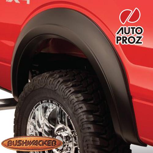[Bushwacker 正規品] フォード E-150 1994-2014年 Extend-A-Fenderスタイル フェンダーフレア/オーバーフェンダー ※リアのみ