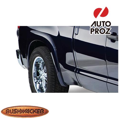 [Bushwacker 正規品] トヨタ タンドラ フリートサイド 5フィート6インチ/6フィート6インチ/8フィート1インチベッド 2007-2013年 OEスタイル フェンダーフレア/オーバーフェンダー ※リアのみ