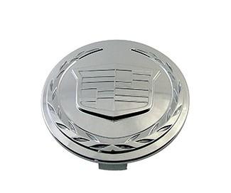 【キャデラック直輸入純正品】Cadillac キャデラックEscalade エスカレード2007-2013年式20/22インチ用センターキャップクロム ※4個セット