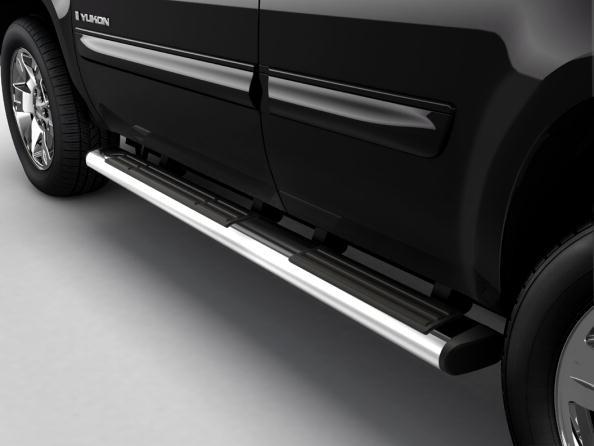 【キャデラック直輸入純正品】Cadillac キャデラックEscalade エスカレード2007-2013年式サイド アシストステップ クロム