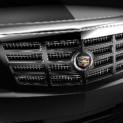 【キャデラック直輸入純正品】Cadillac キャデラックEscalade エスカレード2007-2013年式フードプロテクター/フッドプロテクター(別名:バグガード フロントプロテクター)※ブラック