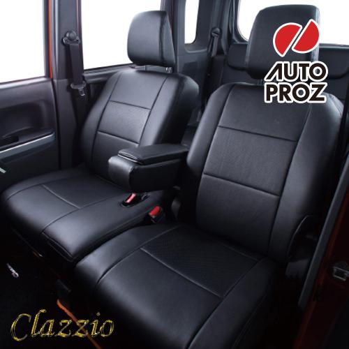 [Clazzio 正規品] トヨタ タンドラ 2014年式以降現行 クルーマックスに適合 PVC シートカバー 2列セット