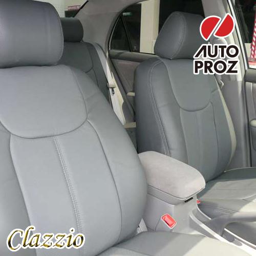[Clazzio 正規品] ダッジ ラム 2500/3500 メガキャブ 2006-2007年式 レザー シートカバー 2列セット