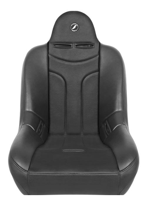 [USコルビュー 直輸入正規品] CORBEAU Baja JP サスペンションシート(ビニールシート) ブラック (2席)