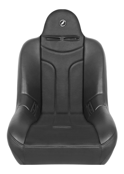 [USコルビュー 直輸入正規品] CORBEAU Baja JP サスペンションシート(ビニールシート) ブラック (1席)