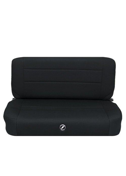 [USコルビュー 直輸入正規品] CORBEAU Safari ベンチシート(ネオプレンシート) ブラック