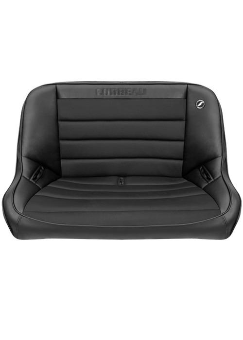 [USコルビュー 直輸入正規品] CORBEAU Baja Bench 40インチ ベンチシート(ビニール/布シート) ブラック