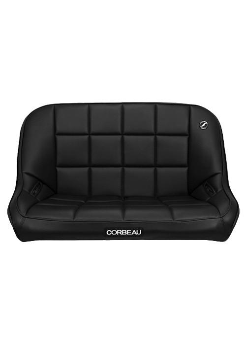 [USコルビュー 直輸入正規品] CORBEAU Baja Bench 42インチ ベンチシート(ビニールシート) グレー