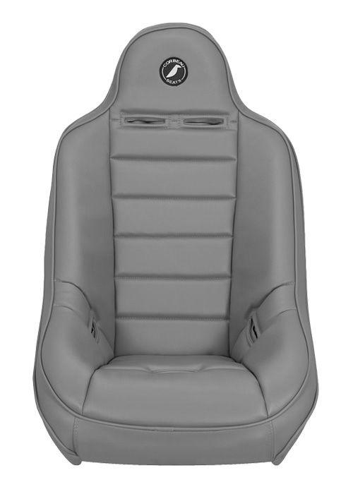 [USコルビュー 直輸入正規品] CORBEAU Baja Ultra サスペンションシート(ビニールシート) グレー (2席)