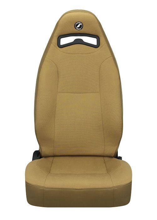[USコルビュー 直輸入正規品] CORBEAU Moab リクライニングシート(ビニール/布シート) スパイス (運転席 助手席セット)