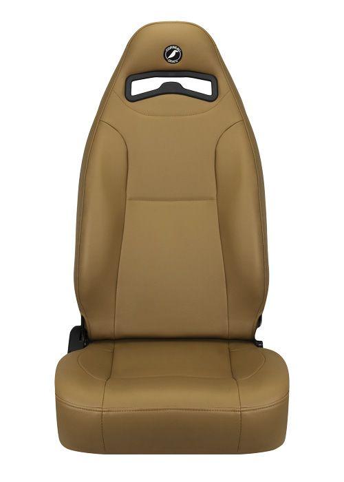 [USコルビュー 直輸入正規品] CORBEAU Moab リクライニングシート(ビニールシート) スパイス (運転席 助手席セット)