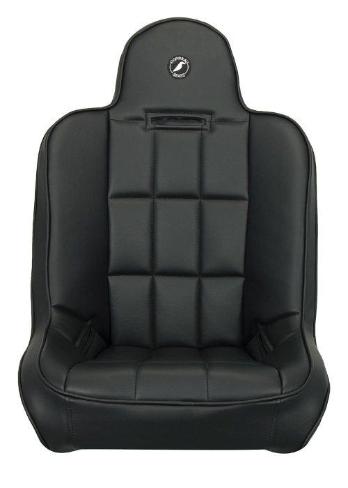 [USコルビュー 直輸入正規品] CORBEAU RXP Rhino Suspension Seat フィックスバックシート(ビニールシート) ハイバックグレー (2席)
