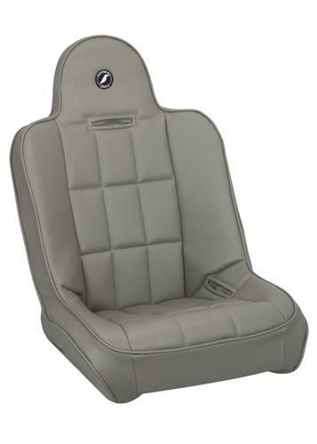 [USコルビュー 直輸入正規品] CORBEAU RXP Rhino ハイバックシート(ビニール) グレー (運転席 助手席共用) ※1脚