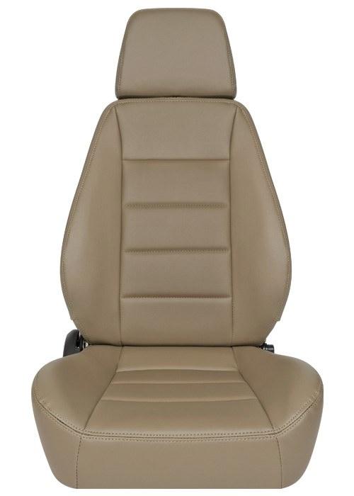 [USコルビュー 直輸入正規品] CORBEAU Sport Seat リクライニングシート(ビニールシート) スパイス (運転席)