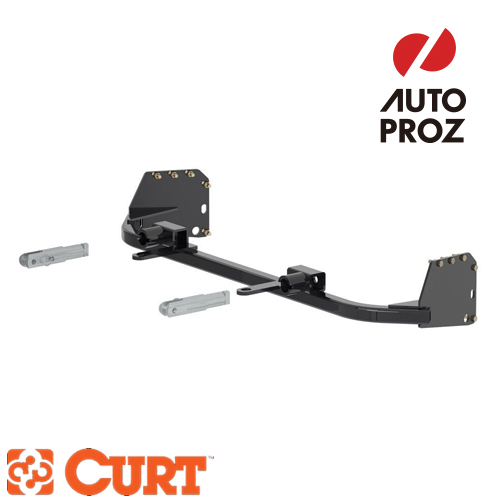 [CURT 正規品] シボレー エクイニクス 2018年式以降現行 牽引バーベースプレート メーカー保証付