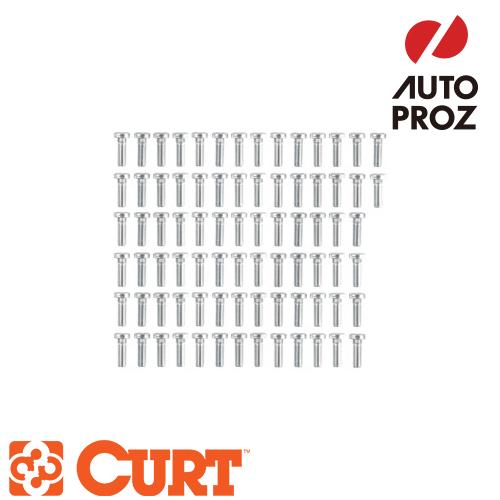 【正規輸入代理店】CURT カートユニバーサル 5th ホイールベースレールボルト セット8本入り×10袋