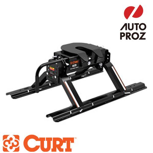 【正規輸入代理店】CURT カートFifth Wheel Hitch w/ Rails メーカー保証付