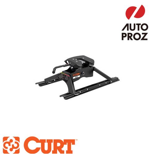 【正規輸入代理店】CURT カートQ16 5th Wheel Hitch w/ Rails Q16 5thホイールヒッチ/レール付 メーカー保証付