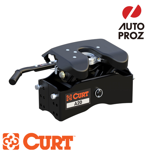 [CURT 正規品] ピックアップトラック用 A20 5thホイールヘッド メーカー保証付