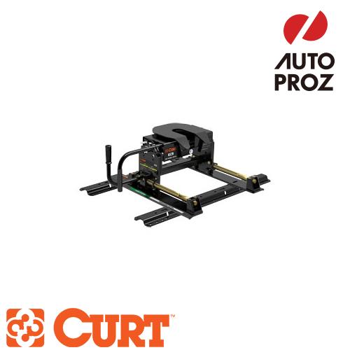 【正規輸入代理店】CURT カートFifth Wheel Hitch Head w/ Roller & Rails ローラー レール付5thホイールヒッチヘッド メーカー保証付