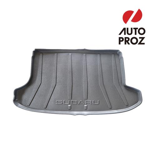 [USスバル 直輸入純正品] SUBARU BRZ用 カーゴトレイ/ラゲッジマット