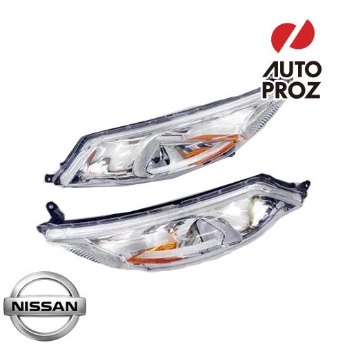 【USニッサン 直輸入純正品】 Nissan Juke 日産 ジューク2010年式以降 現行(平成22年式以降)ヘッドライト(ヘッドランプ) アセンブリ(コンビランプ)