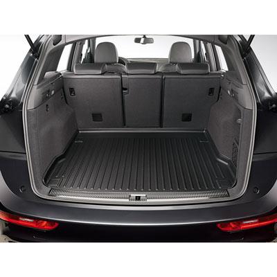 【アウディ・直輸入純正品】 Audi Q5 カーゴトレイ/ラゲッジマット