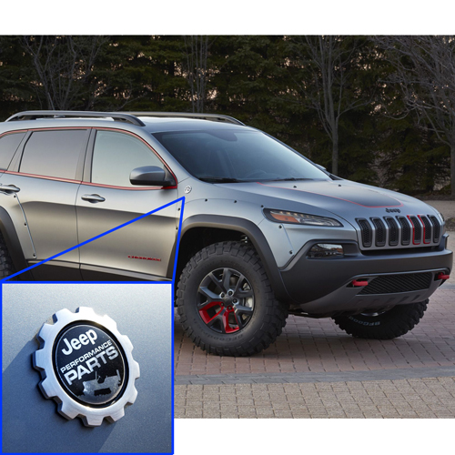 Jeep Performance Parts >> Jeep Performance Parts Emblem