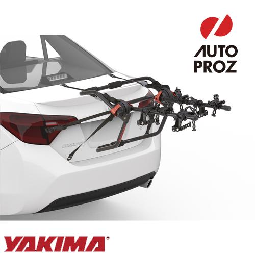 【USヤキマ 正規輸入代理店】 YAKIMA ハングアウト3 3台積載 ※リアハッチ取付バイクラック