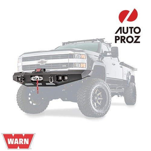 [WARN 正規品] シボレー シルバラード2500HD 2015-2018年 Ascent フロントバンパー