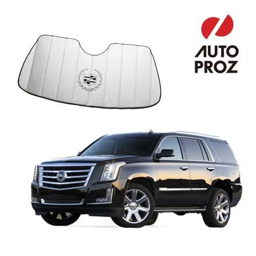 [USキャデラック 直輸入純正品] Cadillac エスカレード 2007年以降 全年式 全グレード適合 サンシェード/車用サンシェード