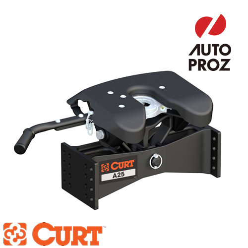 [CURT 正規品] A25 5TH ホイール ヘッドユニット メーカー保証付
