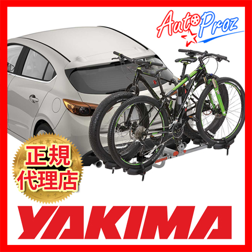 【USヤキマ・正規輸入代理店】 YAKIMA ツータイマー 2台積載 ※トランクヒッチ用バイクラック