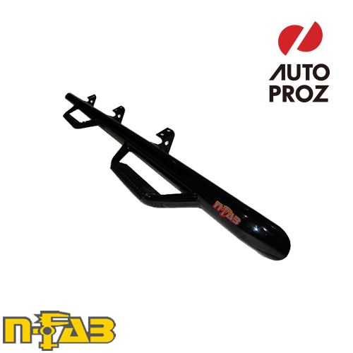 【USエヌファブ 直輸入正規品】 n-Fab シボレー GMC 1500 クルーキャブ 2007-2013年式 ナーフステップ ツヤなしブラック