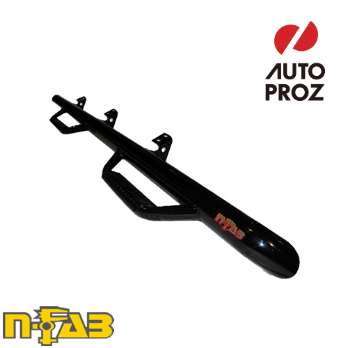 【USエヌファブ 直輸入正規品】 n-Fab シボレー GMC 1500 EXTキャブ 2007-2013年式 ナーフステップ ツヤなしブラック