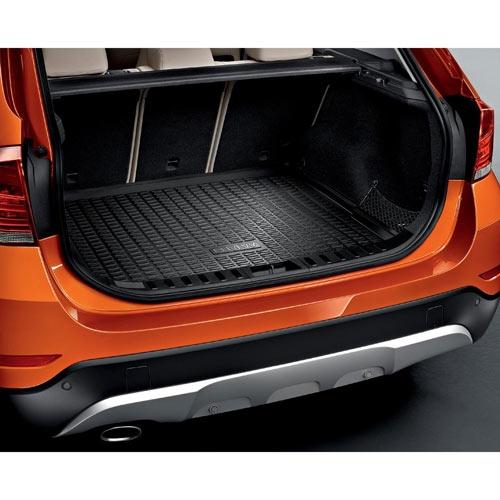 【USビーエムダブリュー直輸入純正品】BMW X1 2015年式以降 現行(平成27年式以降) F48型に適合ラゲッジコンパートメントマットカーゴトレイ カーゴマット(ラゲッジ用ラバーマット カーゴトレー トランクマット)