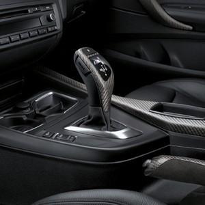 【USビーエムダブリュー直輸入純正品】BMW X5 2013年式以降 現行(平成25年式以降) F15型に適合Mパフォーマンス カーボンファイバーセレクターレバー(シフトレバー)