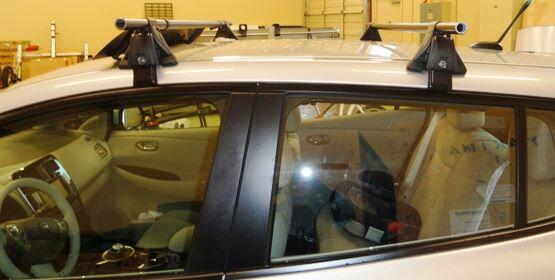 Auto Proz Rakuten Ichiba Shop Yakima Yakima Nissan Leaf