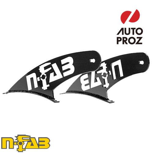 【USエヌファブ 直輸入正規品】 n-Fab シボレー GMC 1500 2014-2017年式 ルーフライトマウント 49シリーズ ツヤありブラック