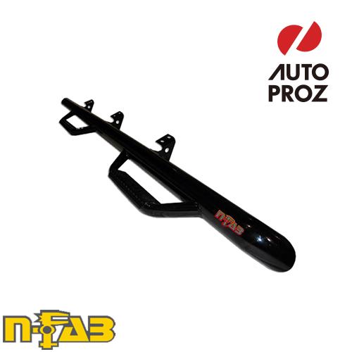【USエヌファブ 直輸入正規品】 n-Fab フォード F150 クアッドキャブ 2004-2008年式 ナーフステップ ツヤなしブラック