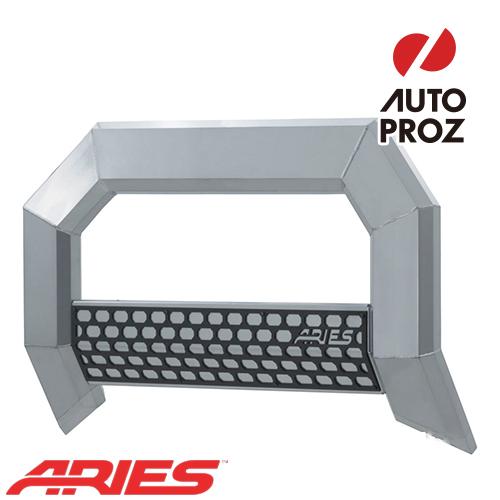 [USアリーズ 直輸入正規品] Aries フォード F-250/350/450/550 2017年式以降現行 ADVANTEDGEシリーズ ブルバー クロム